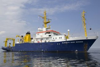 Research vessel ELISABETH MANN BORGESE