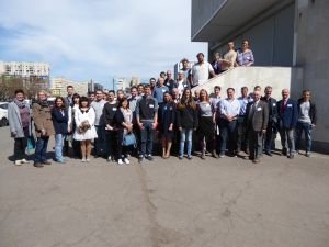 German and Russian researchers meet in St. Petersburg and present their joint polar research.