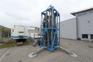New Deepwater Drill ready for deployment: MARUM-MeBo200 presented to the public