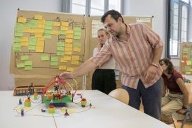 Migrants4Cities: Business Model der KulturTram