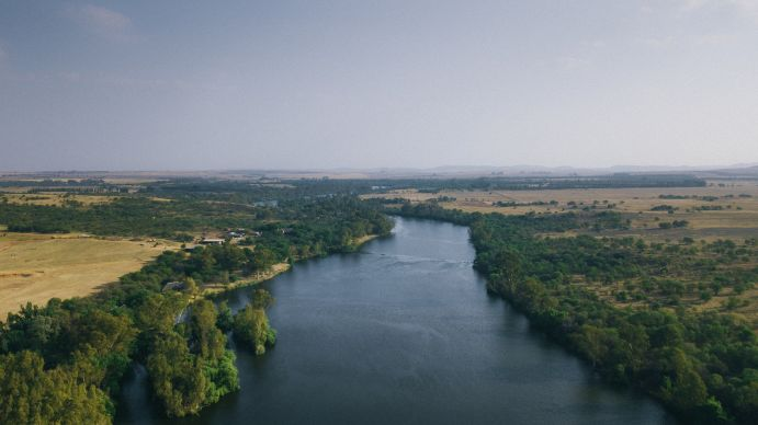Picture of Vaal River, Gauteng, Johannesburg, South Africa