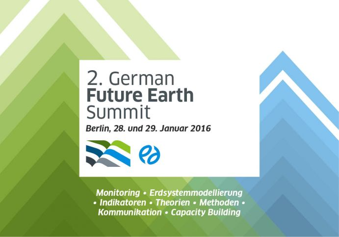 2. German Future Earth Summit