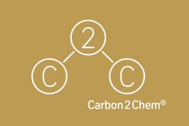 Carbon2Chem turns steel mill gases into chemicals
